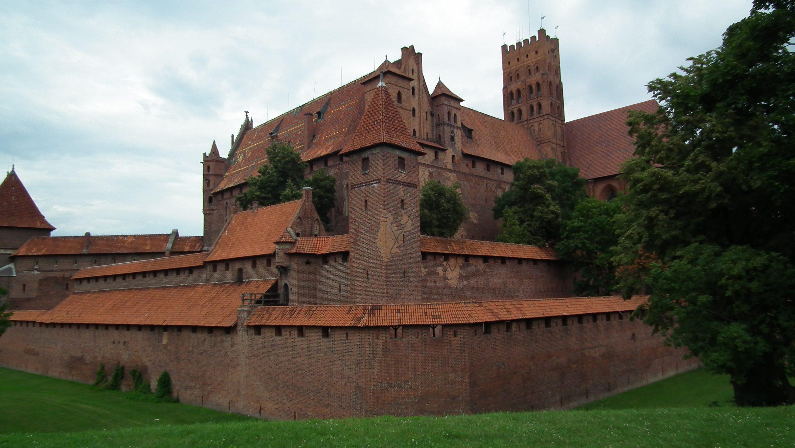 Zamek w Malborku [wirtualny spacer]