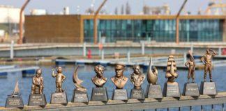 Międzynarodowe Nagrody Żeglarskie Szczecina 2020 laureaci