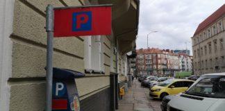 Strefa Płatnego Parkowania Szczecin zawieszenie
