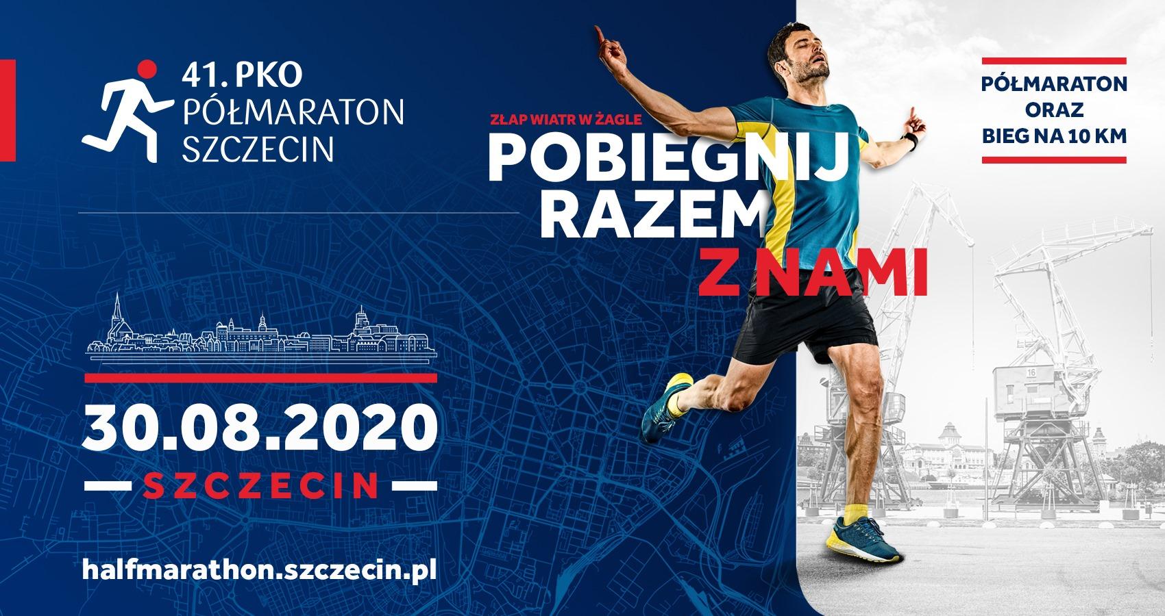 41. PKO Półmaraton Szczecin oraz Bieg na 10 km