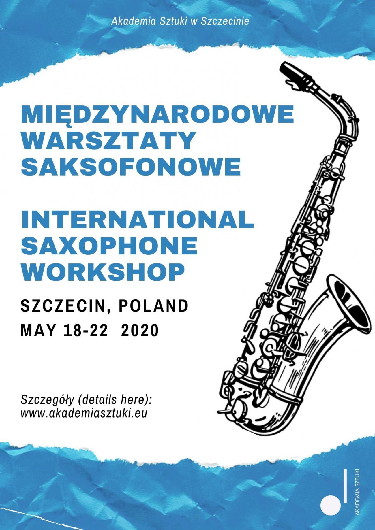 Międzynarodowe Warsztaty Saksofonowe