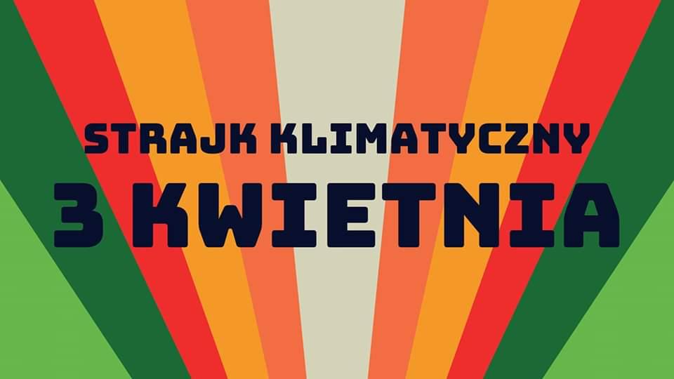Młodzieżowy Strajk Klimatyczny Szczecin