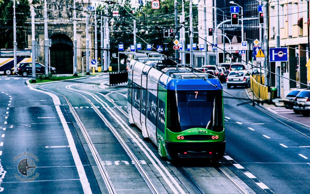 autobusy tramwaje Szczecin zmiany marzec 2020