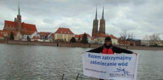 ultramaraton odrzański Dominik Dobrowolski