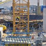 Morskie Centrum Nauki postęp prac kwiecień 2020