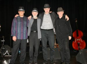 Poniedziałek Jazz Fana: Cafe Jazz Trio-koncert online