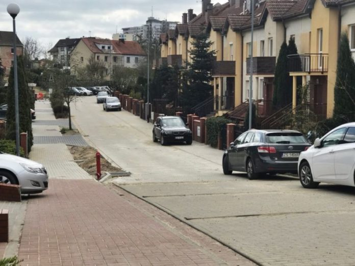 ulica Zbyszka z Bogdańca Axentowicza przebudowa