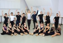 Międzynarodowy Dzień Tańca Opera na Zamku tancerki