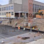 hala basenowa SP 51 kwiecień 2020