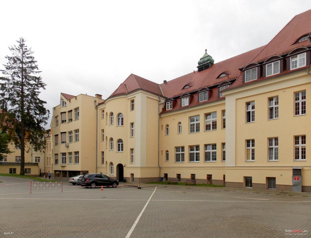szpital wojewódzki Koszalin pomoc apel marszałek Olgierd Geblewicz