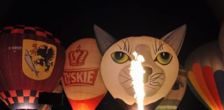 festiwal balonowy Szczecin