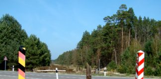 Niemcy wjazd granica restrykcje kwiecień 2020