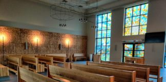 kaplica cmentarz otwarcie epidemia
