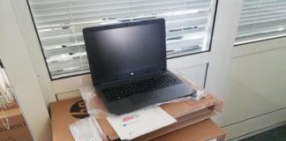 laptopy uczniowie zakup epidemia Szczecin