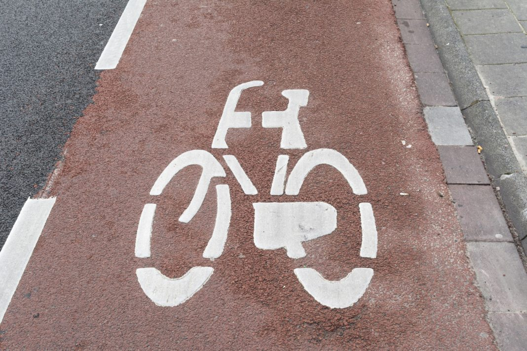 ścieżki rowerowe chodniki budowa ul. Łubinowa