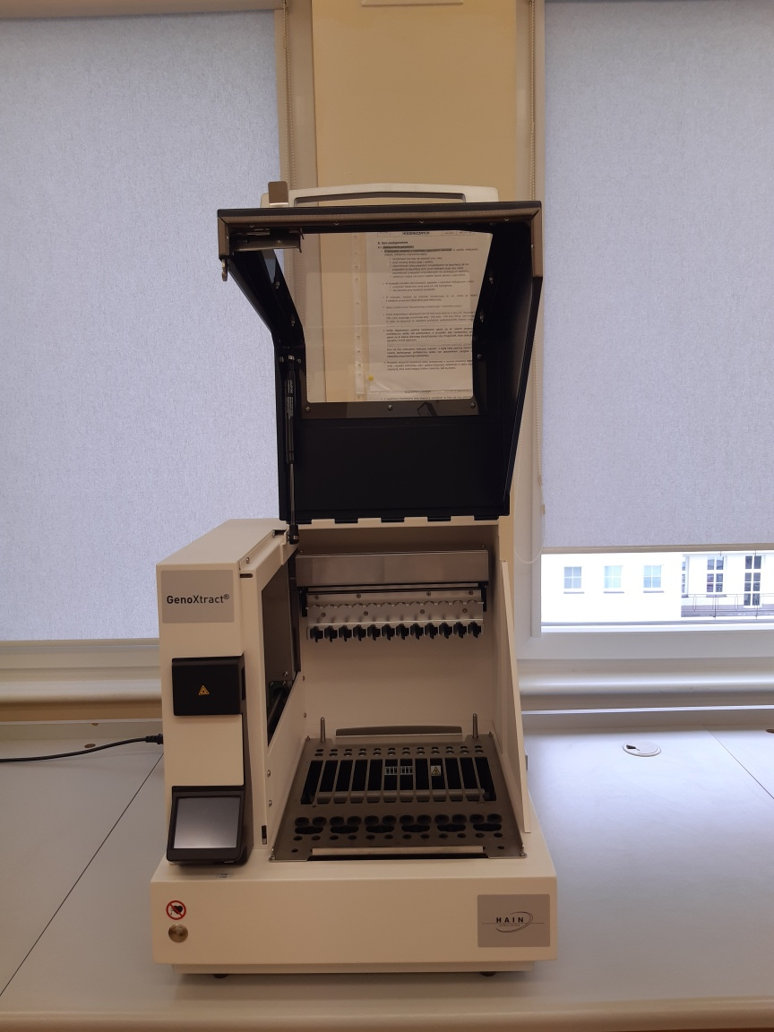 sprzęt diagnostyczny koronawirus szpital ul.Unii Lubelskiej