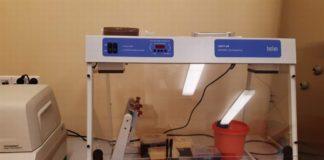 sprzęt diagnostyczny koronawirus szpital ul. Unii Lubelskiej