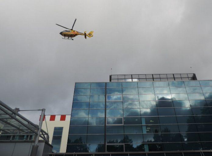 SOR szpital Zdunowo otwarcie epidemia
