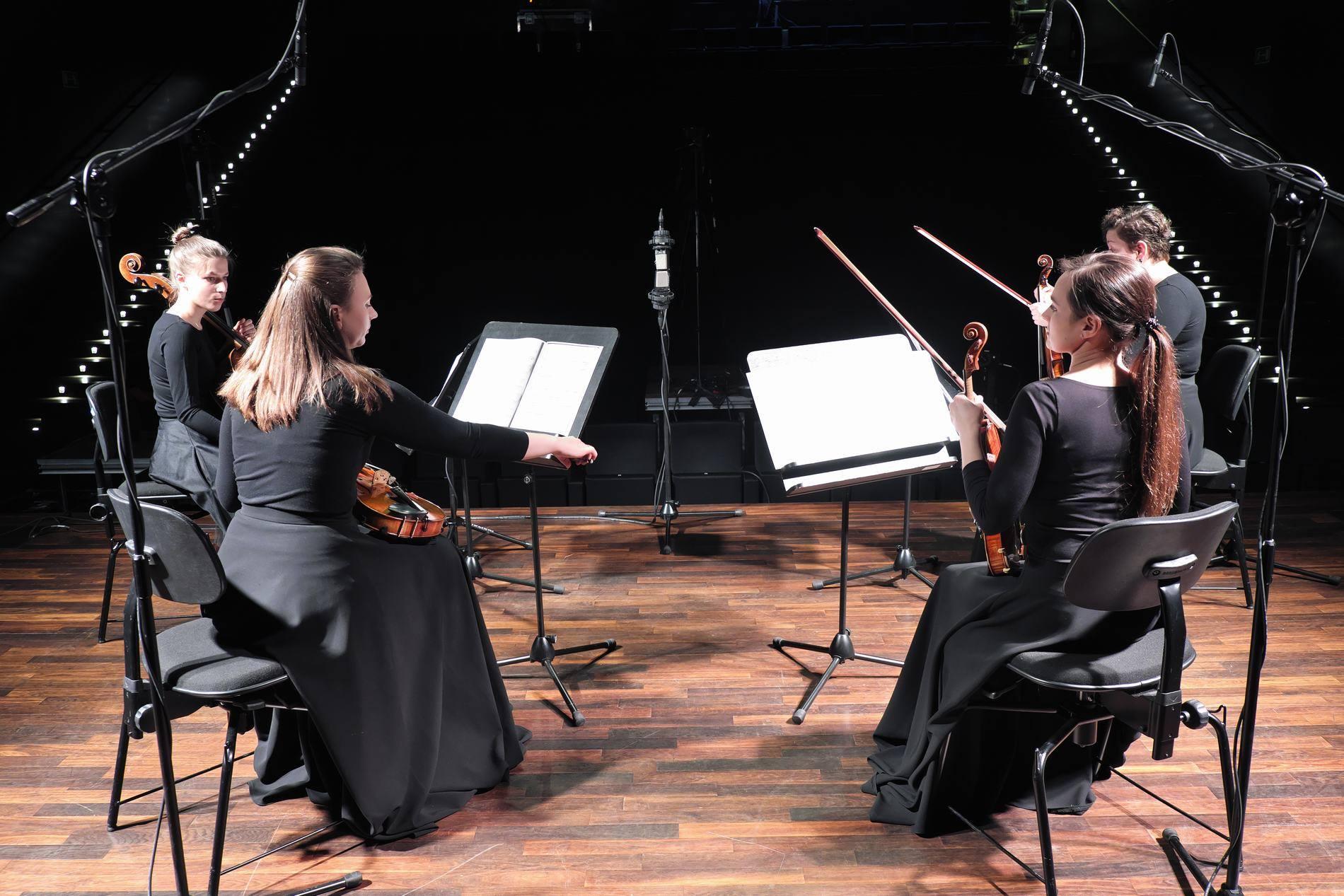 Karłowicz Quartet - Filharmonia online