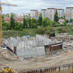 aquapark Fabryka Wody postęp prac maj 2020