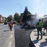 ul. Grota Roweckiego Szczecin przebudowa stan prac maj 2020