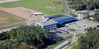 Port Lotniczy Szczecin – Goleniów upadłość bankructwo maj 2020