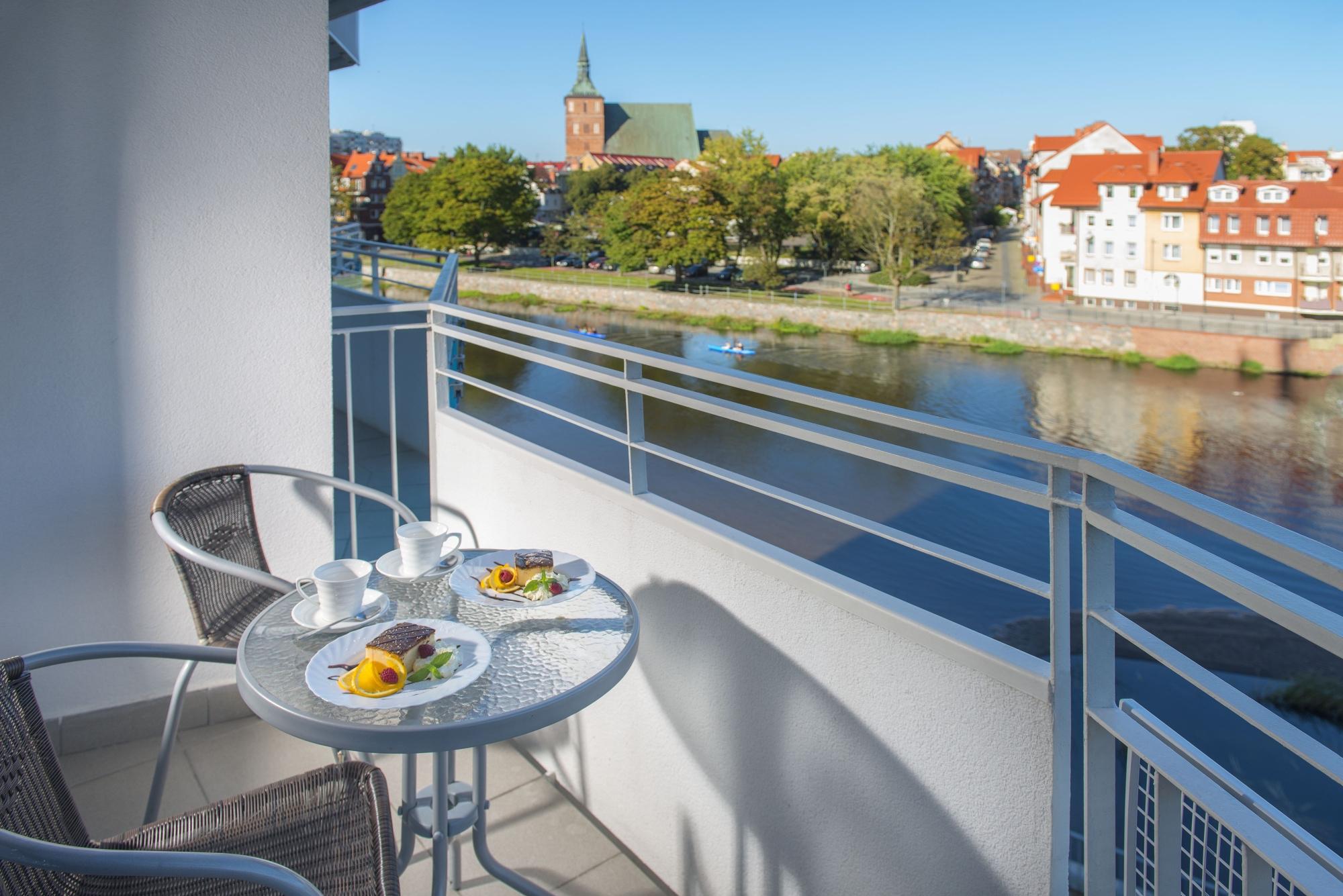 apartamenty NadParsętą Kołobrzeg oferta specjalna