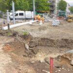 przebudowa węzeł Szarych Szeregów Szczecin maj 2020