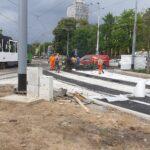 plac Szarych Szeregów zmiany czerwiec 2020