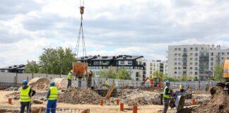 stacja pogotowia ratunkowego Szczecin budowa maj 2020