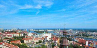 taras widokowy katedra Szczecin epidemia otwarcie