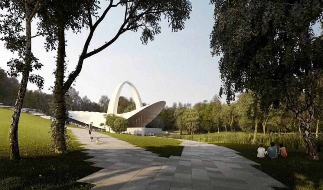 Amfiteatr Szczecin przebudowa wykonawca