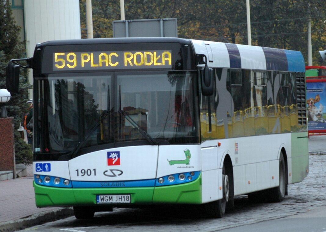 komunikacja miejska Szczecin zmiany czerwiec 2020