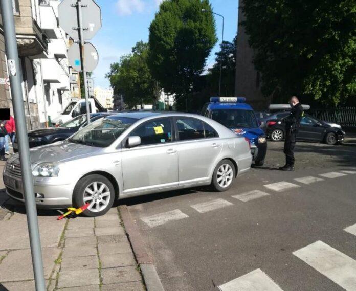 straż miejska Szczecin parkowanie blokady mandaty maj 2020
