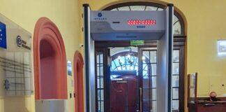bramka termowizyjna Zachodniopomorski Urząd Wojewódzki
