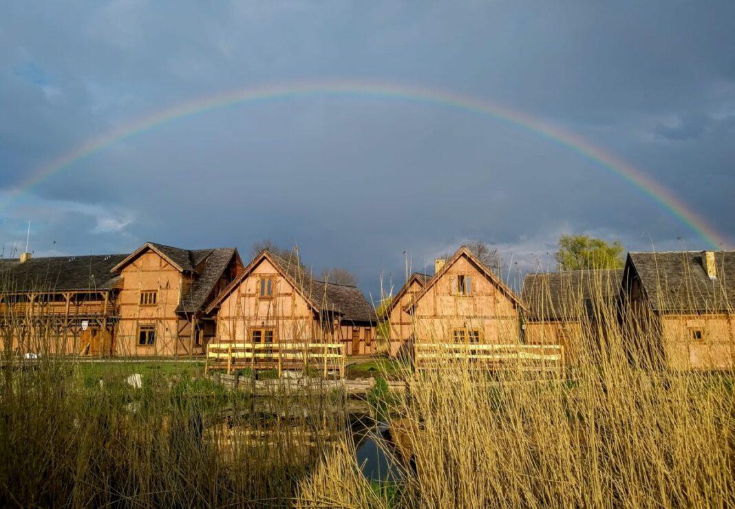 Centrum Słowian i Wikingów Wolin otwarcie maj 2020