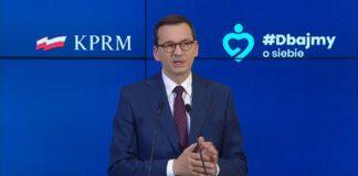 rząd zniesienie ograniczeń 18 maja trzeci etap