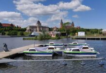 wypożyczalnia motorówki Szczecin otwarcie maj 2020