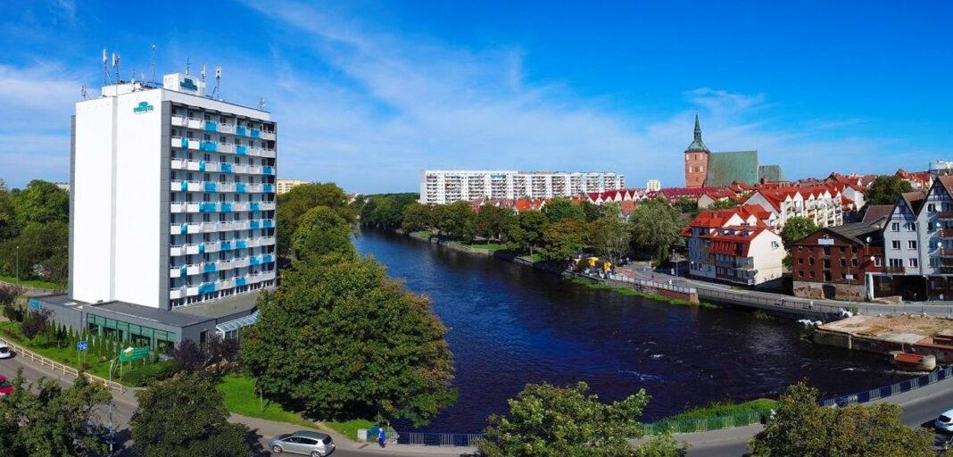 apartamenty Nad Parsętą Kołobrzeg oferta specjalna
