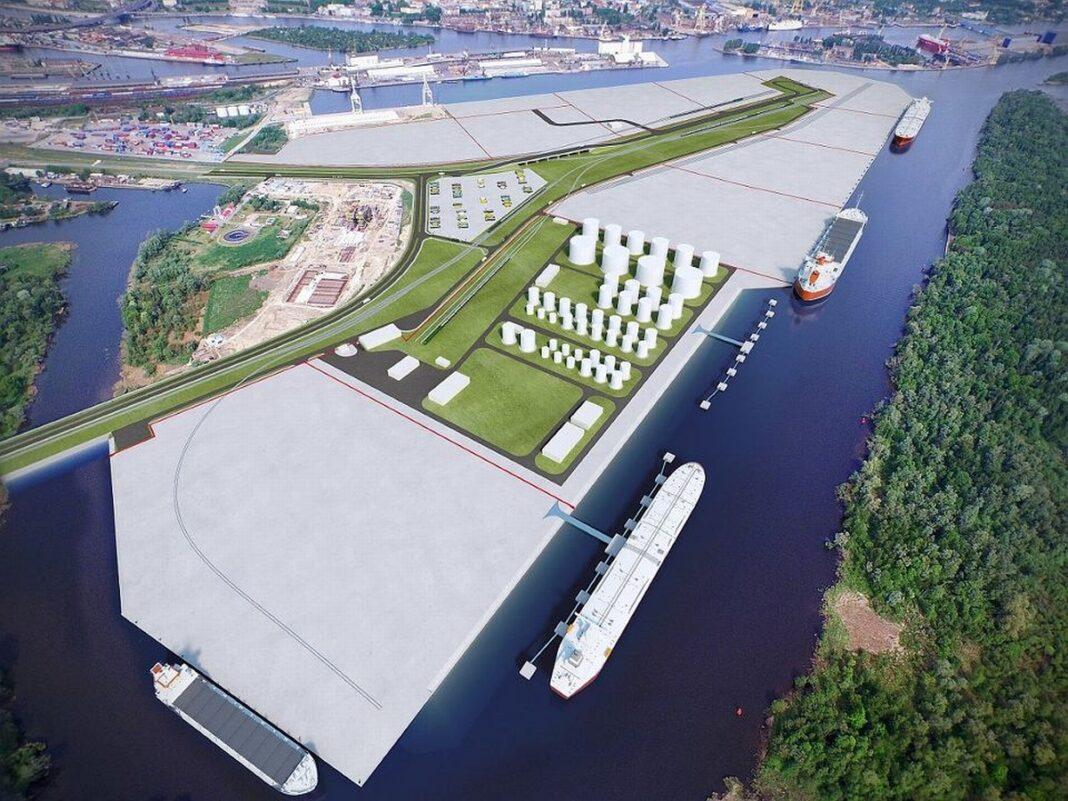 inwestycje port Szczecin przetarg termin przedłużenie