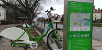 rower miejski Bike_S przywrócenie epidemia maj 2020
