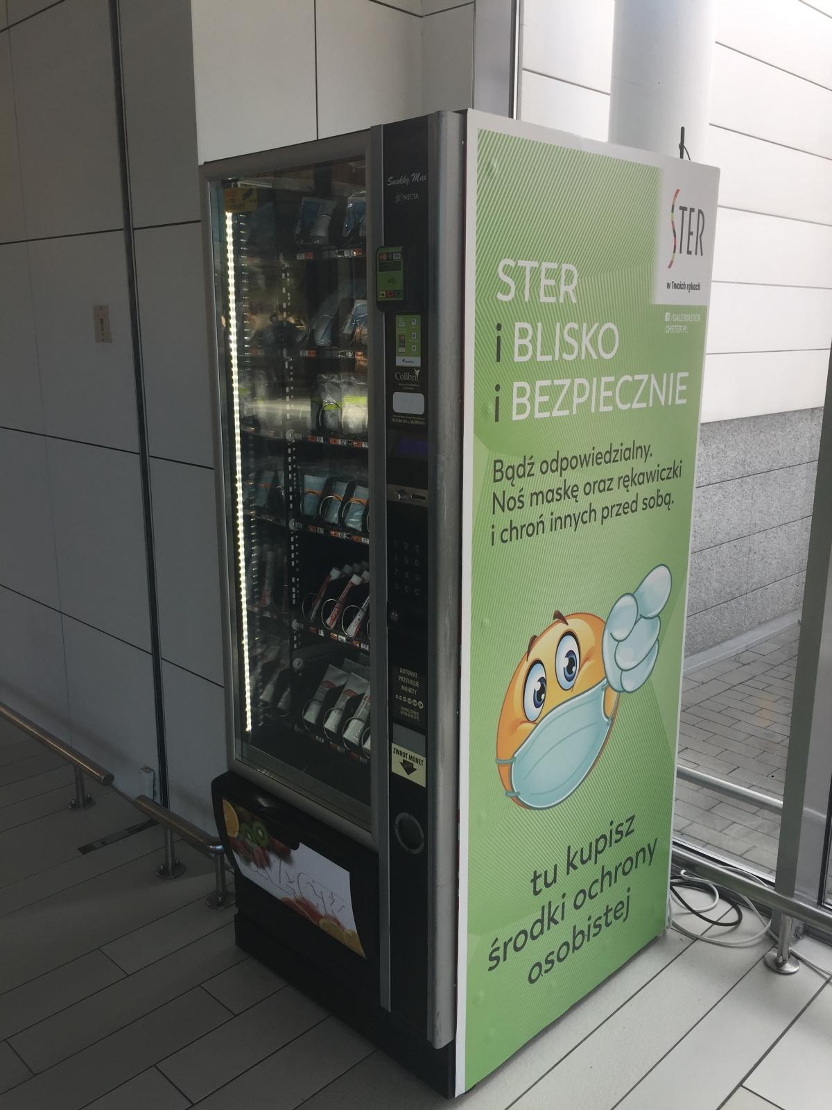 CH Ster Szczecin zakupy strefa restauracyjna