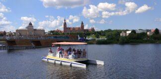 tramwaj wodny Szczecin