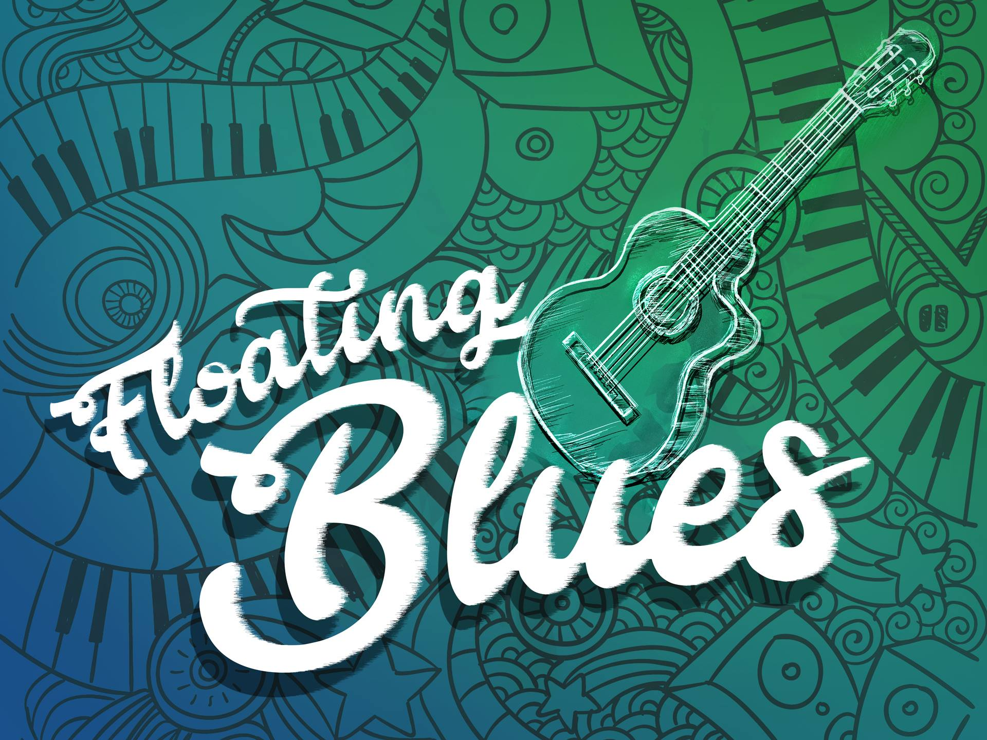 Floating Blues vol.2. - my z delty - koncert on-line