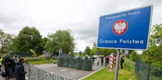 Meklemburgia ruch graniczny restrykcje apel marszałek Olgierd Geblewicz