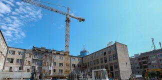Urząd Marszałkowski Województwa Zachodniopomorskiego budowa stan prac czerwiec 2020