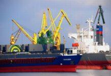 Basen Kaszubski nabrzeża port Szczecin przetarg oferty