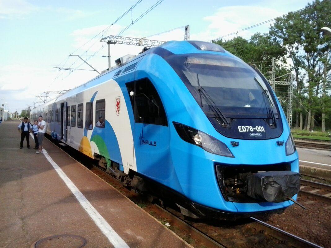pociągi nad morze Polregio wakacje 2020