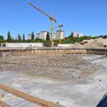 aquapark Fabryka Wody stan prac czerwiec 2020