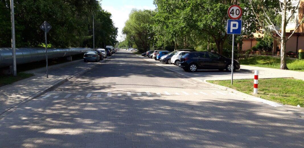 ulica Grota Roweckiego Szczecin otwarcie